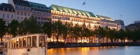 Hotel Fairmont Vier Jahreszeiten, Hamburg